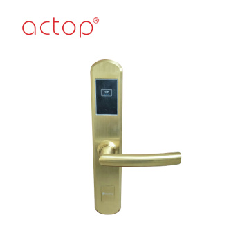 Free Software Electronic  stainless steel hotel door lock