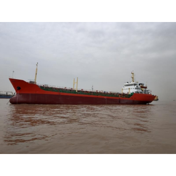 3800 DWT Oil Tanker built in 2006