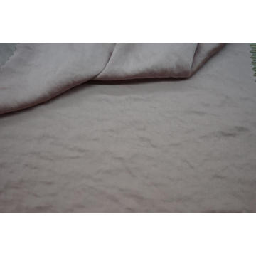 Polyester Composite with Sea Island Yarn Hammered Satin