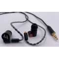 Hi-Res Audio Earbuds with Daul Drivers