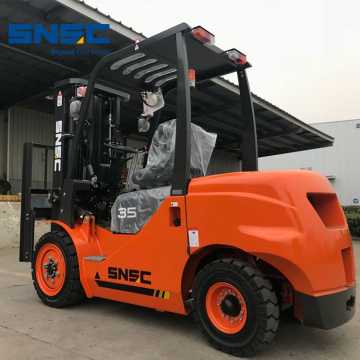 SNSC FD35 Container Forklift Truck 3.5Tons