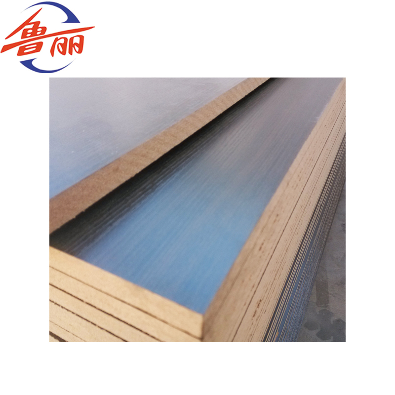 Good quality veneer faced MDF