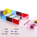Acrylic Drawer Organizer Trays Colored