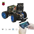 Adeept Mars Rover PiCar-B WiFi Smart Robot Car Kit with Speech Recognition OpenCV Real-time Video Transmission Function Robot