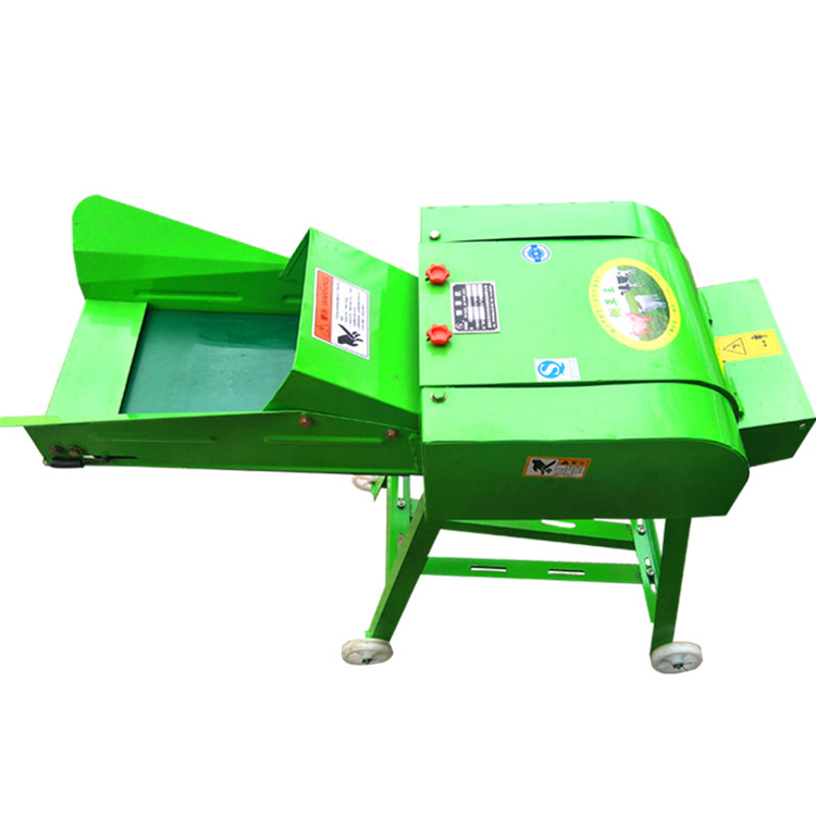 Maize Silage Machine Farm Livestock Machine Chaff Cutter