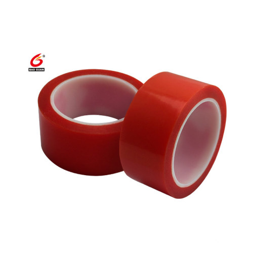 double side acrylic self adhesive pet tape