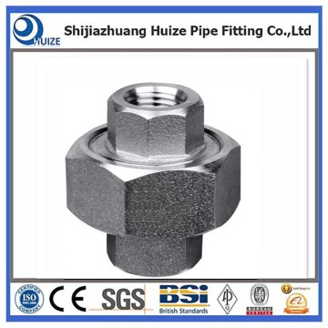 Forged Carbon Steel Pipe Fittings A105 Union