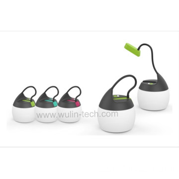 Multi- Function Solar Lamp