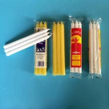 Mozambique Candle require wax making