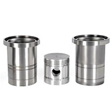 CNC Machined Steel Hydraulic Cylinder Piston Customized