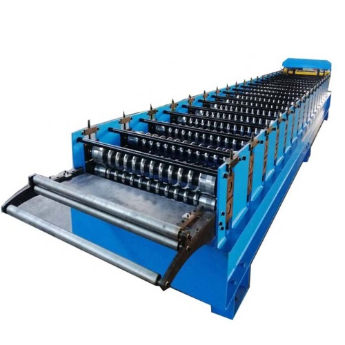 Automatic Corrugated Sheet Roofing Roll Forming Machine