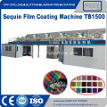 Metallized PET manik-manik lembar film lapisan mesin TB1500