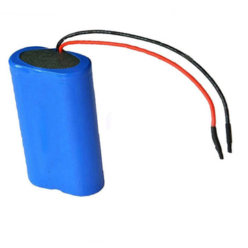 18650 2S1P 7.4V 2600mAh Li Ion Battery Pack