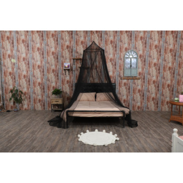 black mosquito net for decoration