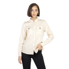 Autumn Comfortable Long Sleeve Women Shirt