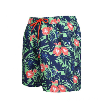 Accept Customized Asian Board Men Beach Shorts
