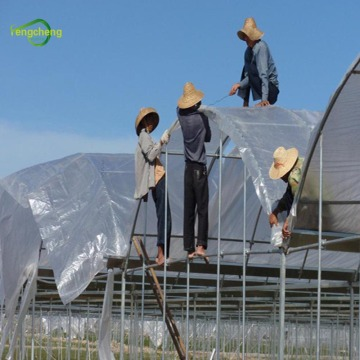 clear polyweave woven greenhouse plastic