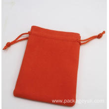 2021 New Fashion  Suede Jewelry Drawstring Bag