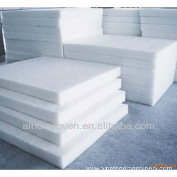 thermal bond mattress wadding nonwoven machinery