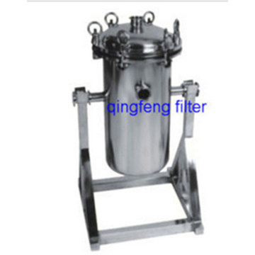 Titanium Filter for Decarburization Filtration