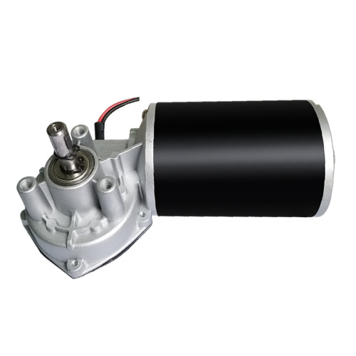 Electric Motor Gear Reducer with Brake