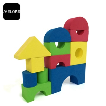 Melors EVA Foam Blocks Foam Building Blocks