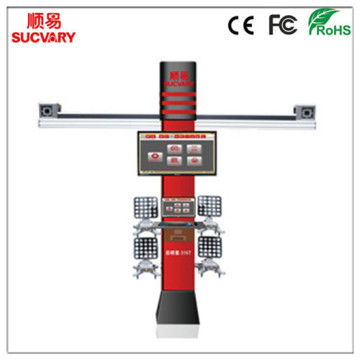 3D Automatic Wheel Alignment