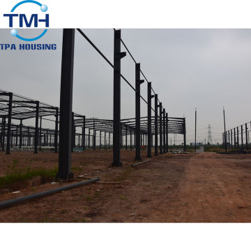 Customized Latest Design Steel Structure Workshop/Building