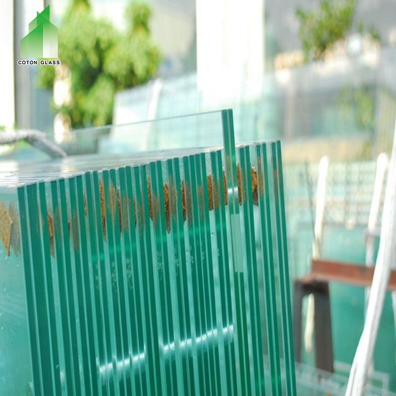 Low E Laminated Glass