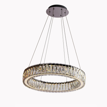 home decor chandelier ceiling led crystal pendant lamp