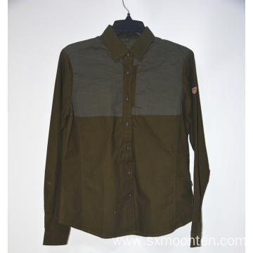 Fashion Custom Casual Brushed Flannel Overshirts