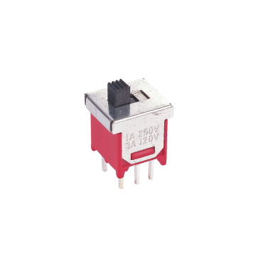 UL Recognized Mini Slide Switches