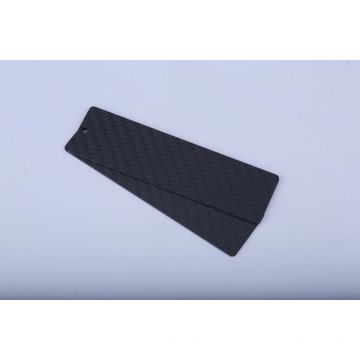 100% Real carbon fiber laminated sheet Fabric Board