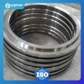 Custom alloy stainless forging parts design