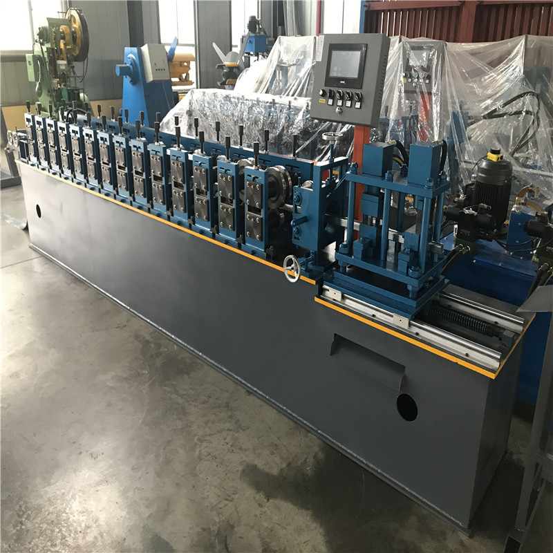 Sliding Gates Track Making Machine 3