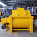 Perfect JS1500 large volumetric laboratory JS concrete mixer