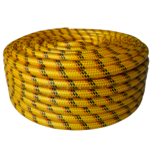 8.5mm kuning tekanan tinggi weave spray hose