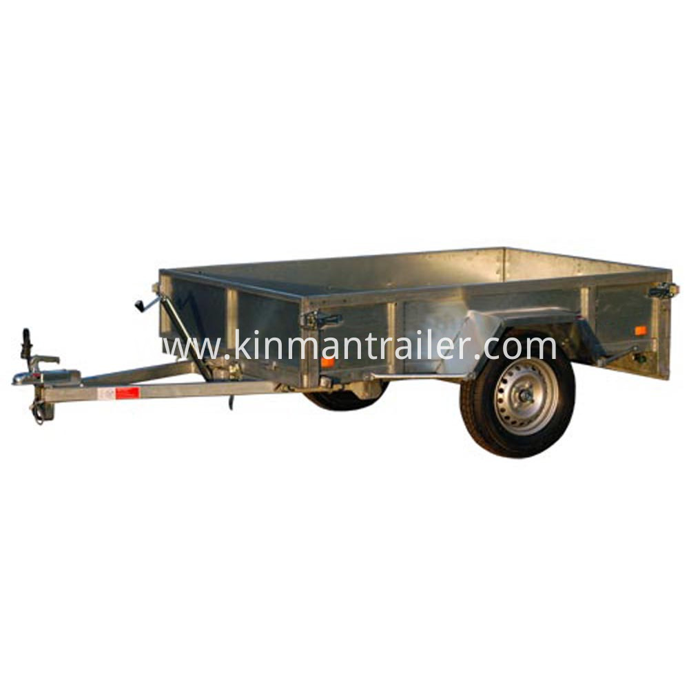Box Trailer Under 750kg
