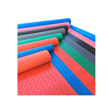 Factory wholesale antislip pvc mat waterproof 6mm