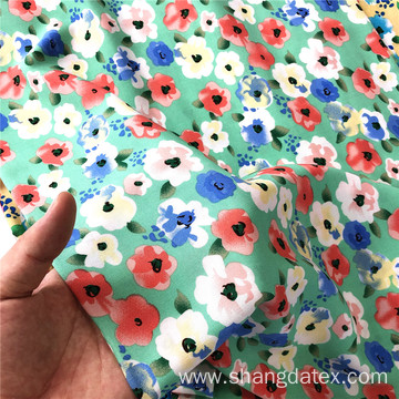 Summer Small Flower Rayon Normal Printed