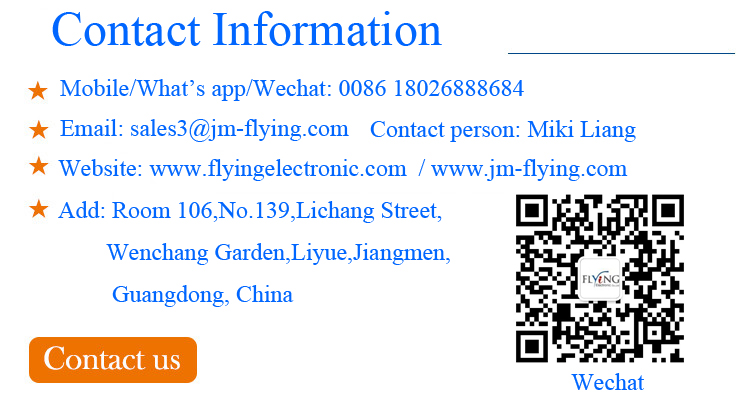 Contact Info Miki