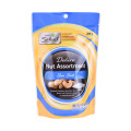 Nut Seed Resealable Zip Lock PE Bag Plastic