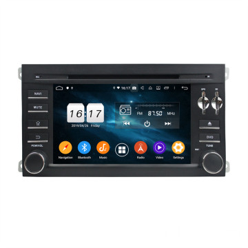 PORSCHE Cayenne android car dvd player