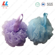 loofah shower body scrubber shower puff bath sponge