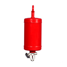 throwable fire extinguisher/automatic fire extinguisher