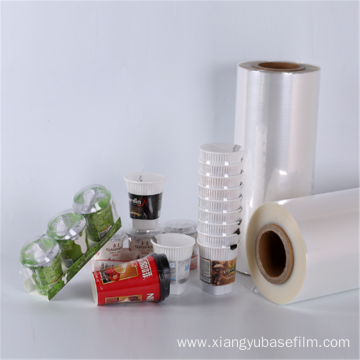 Non-toxic Moisture Proof Transparent Heat Sealable Film
