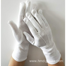 Hand Ceremonial White Cotton Gloves