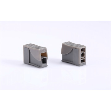 fast connection push in wire connector