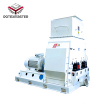 High Efficiency Double Rotor Wood Hammer Mill