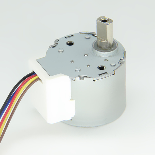 PM Geared Stepper Motor |Stepper Motor Gear Reduction